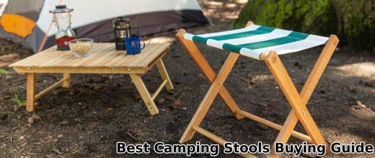 best camping stools