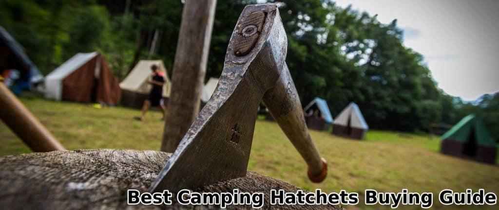 best camping hatchet