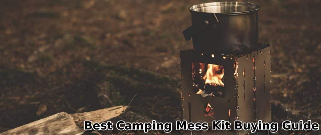 camping mess kits