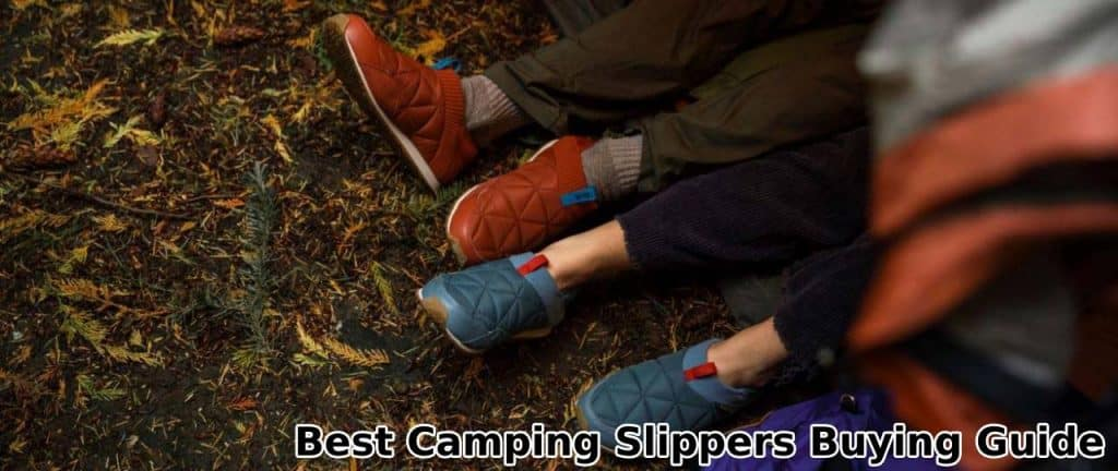 Best Camping Slippers