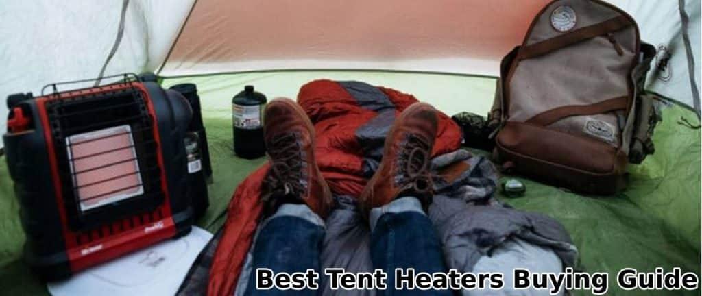 best tent heaters