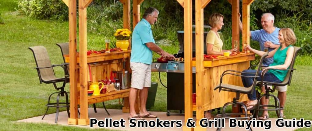 Best Pellet Smokers & Grill