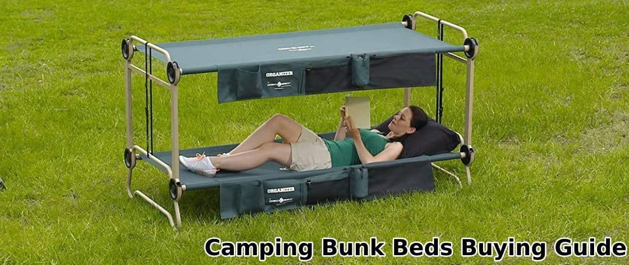 Camping Bunk Beds Reviews