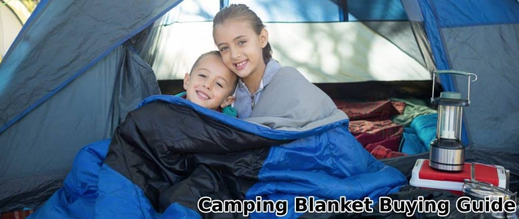 best camping blanket