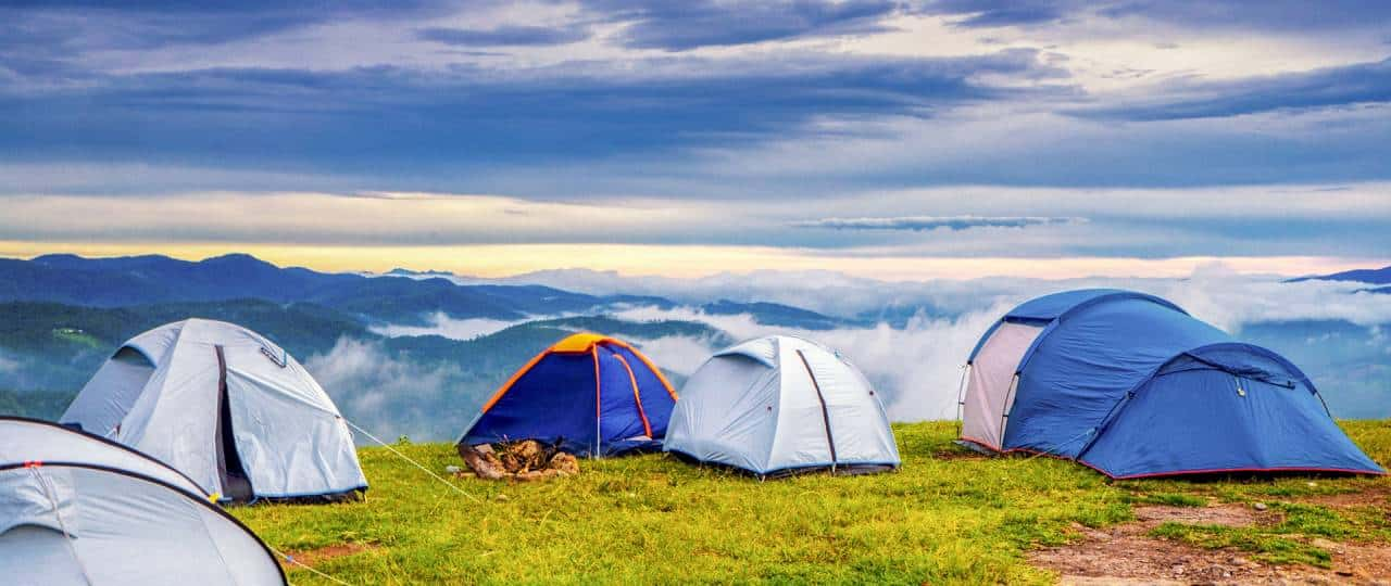How to Set Up a Camping Tent