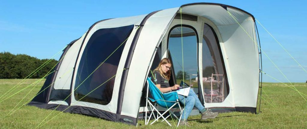 inflatable tents for camping