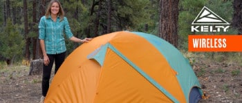 best kelty tents